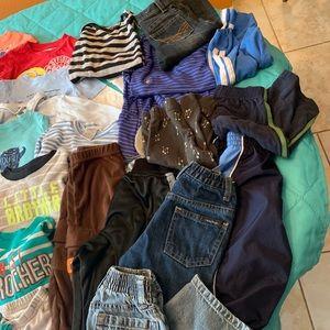 Boy Clothes Winter 12 months Bundle 25 items